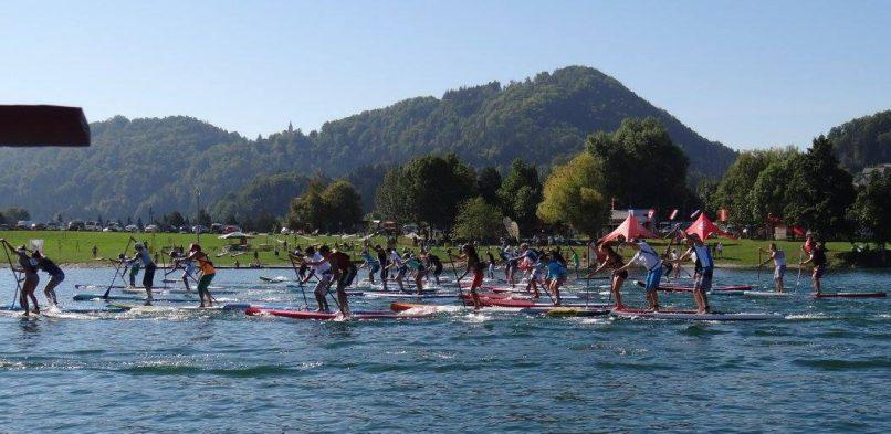 Velenje – Paddle the lake 18.8. – 20. 8. 2017
