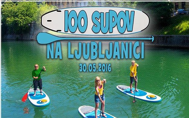 100 Supov na Ljubljanici