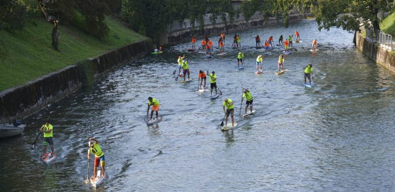 Ljubljanica Paddle Challenge 2017